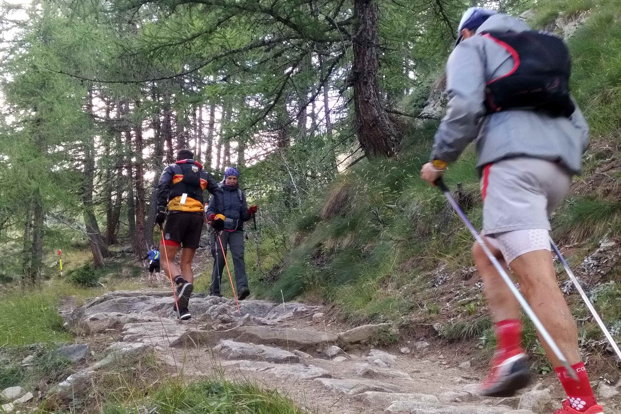 MT 10.5 Rifugio Bertone > Courmayeur > Rifugio Maison Vieille (Aosta, TMB)