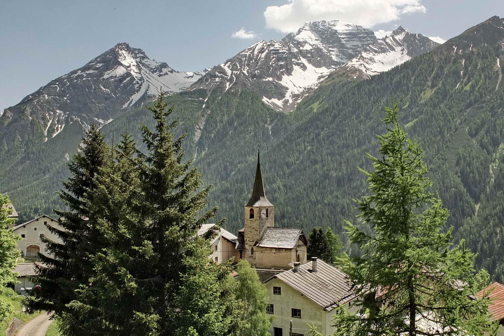 MT 6.1 Bergün/Bravuogn > Filisur (Graubünden)