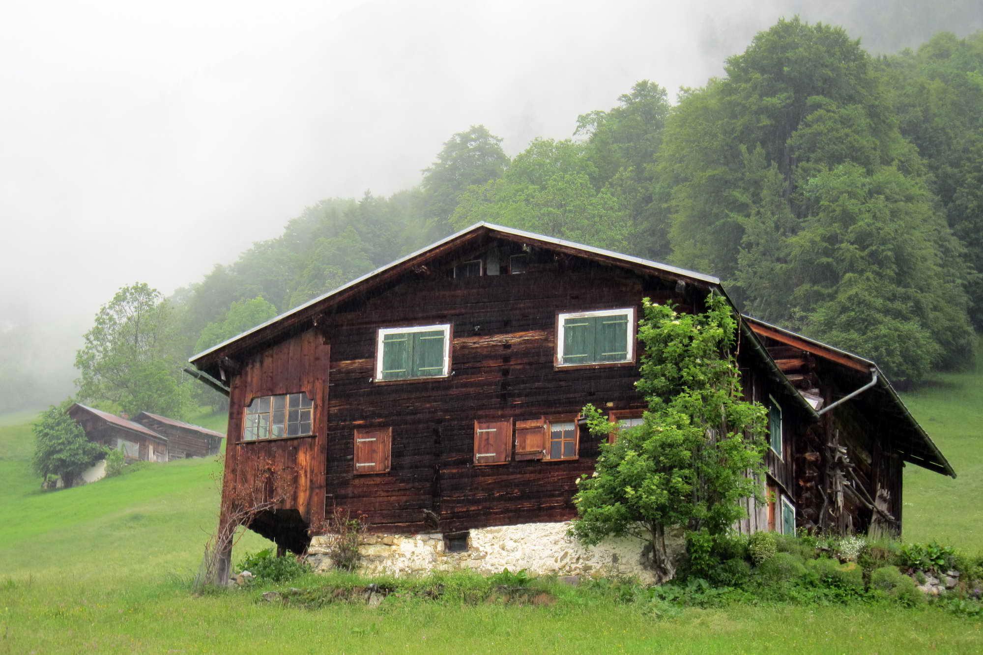 MT 4.3 Au > Damüls (Vorarlberg)