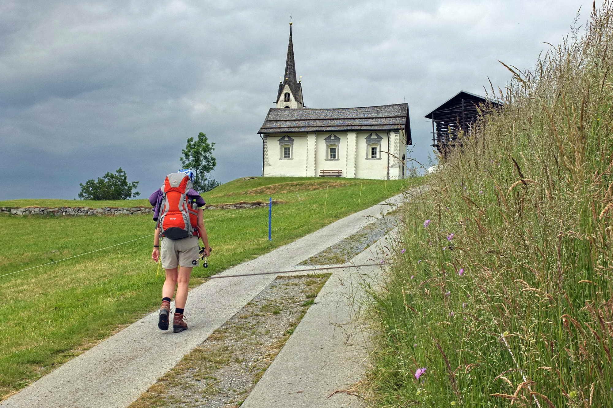 MT 6.8 Ladir > Brigels (Graubünden)