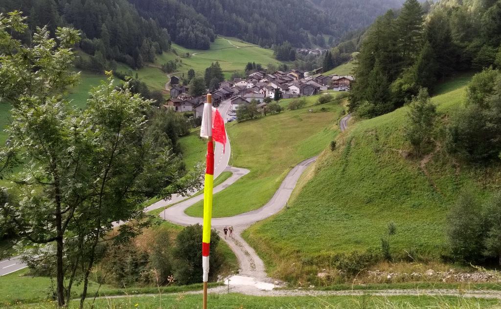 MT 10.2 Champex-le-Lac > Ferret (Wallis, TMB)