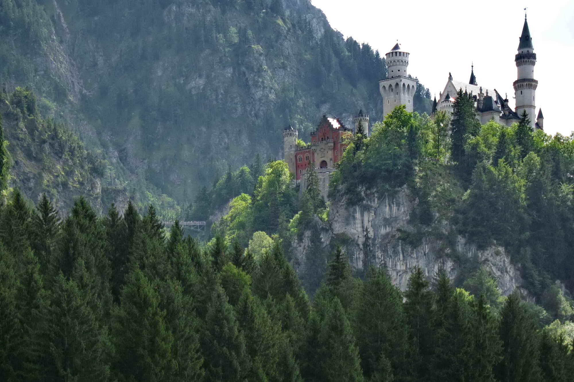 MT 2.5 Kenzenhütte > Füssen