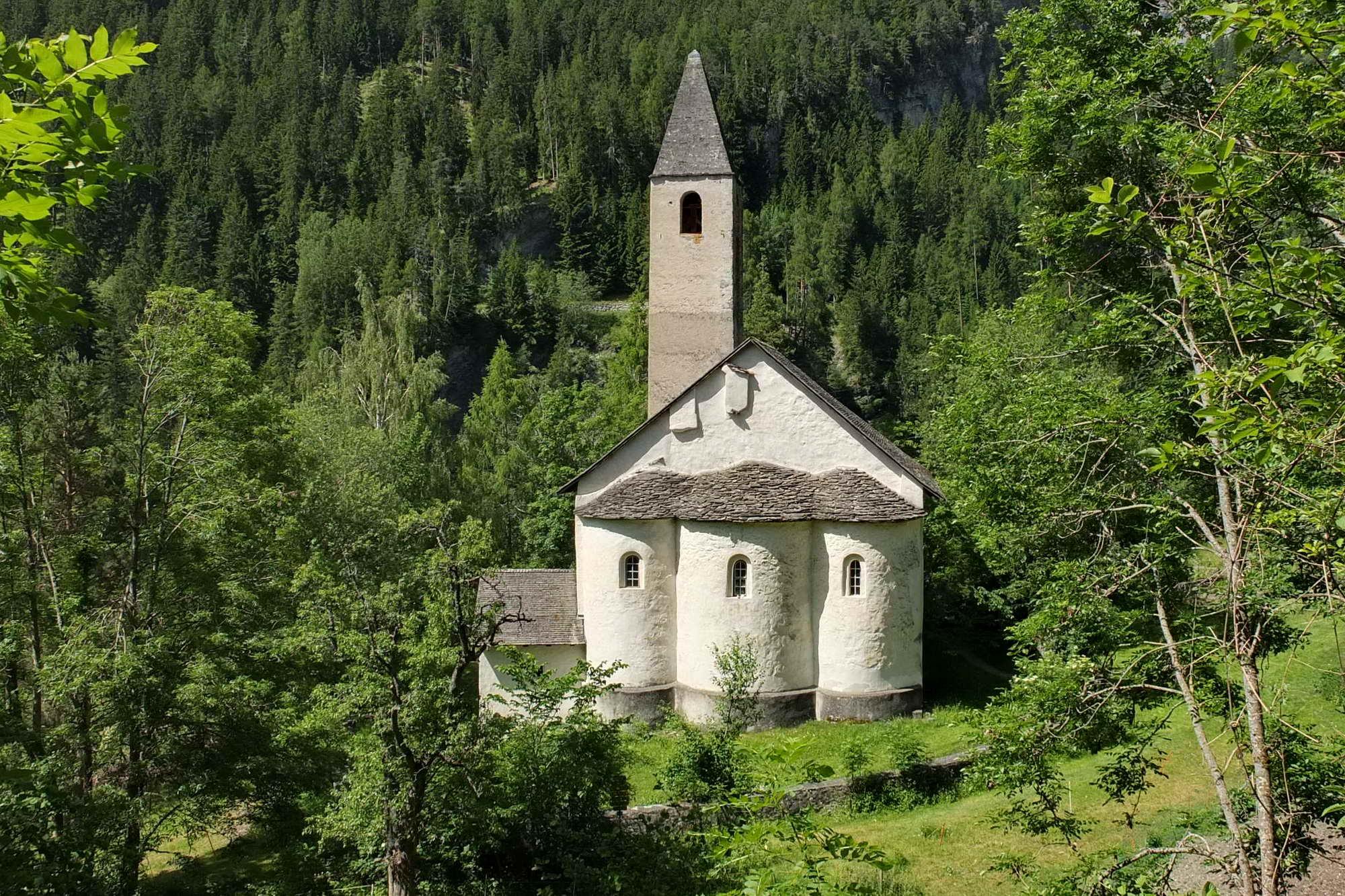 MT 6.2 (Filisur >) Tiefencastel > Obermutten (Graubünden)