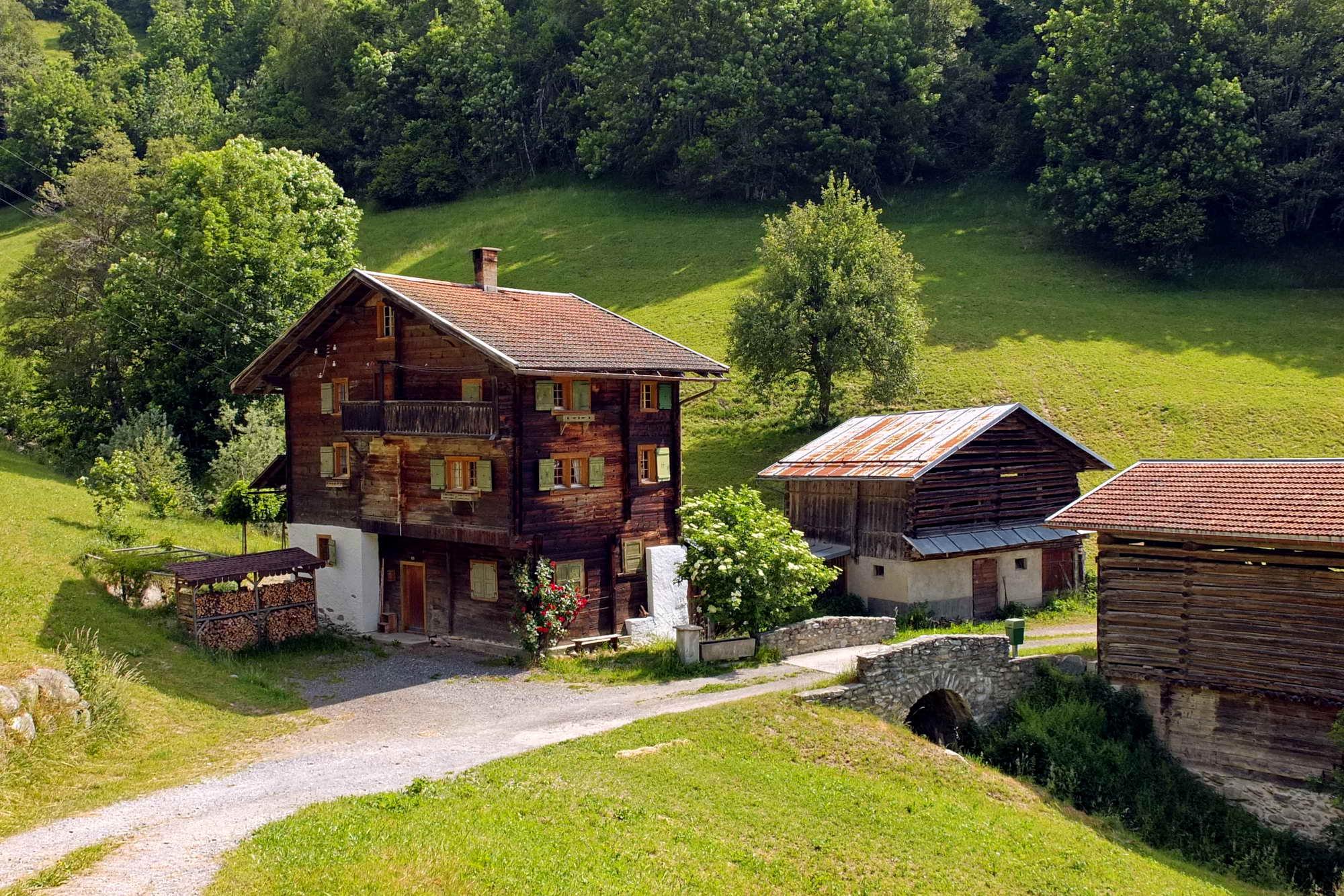 MT 6.9 Brigels > Sumvitg (Graubünden)