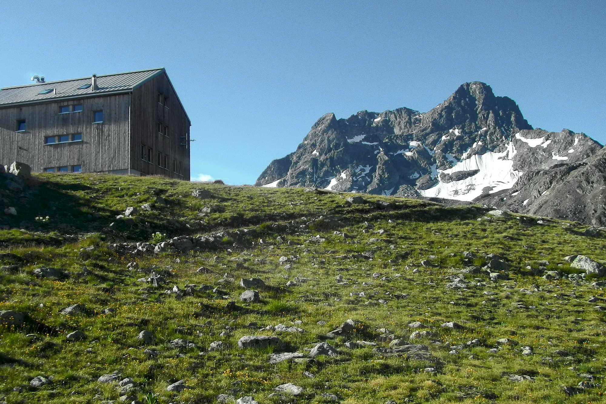 MT 5.8 Keschhütte > Bergün (Graubünden)